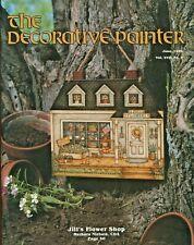 The Decorative Painter Magazine June 1989 Tole Painting Instruction Patterns