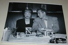 The Stork Club 3 E 53rd Street New York - Lucy & Ricky 8x10 Photo
