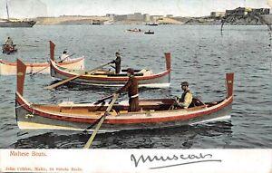 Malta Maltese Boats gl19? 165.456