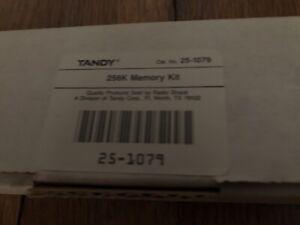 Tandy 256k Memory kit