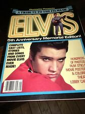 A Tribute to the films of Elvis -5th Anv. Memorial Ed. - Photoplay Magazine