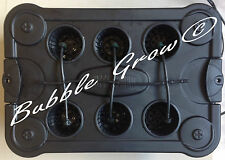 Bubble Grow STARTER 6 Drip Bubbleponic Hydroponic System Top Feed DWC Growin Kit