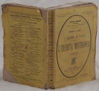 PONSON DU TERRAIL L'EREDITA MISTERIOSA LE GESTA DI ROCAMBOLE 1874 OTTOCENTO