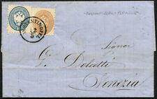 LOMBARDO VENETO - Maggio, lettera da Costantinopoli a Venezia 4/2069
