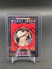 1995 Upper Deck Michael Jordan Predictor 1996 All-NBA Team Bulls