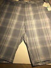 Calvin Klein Dusty Blue Walking Dress Shorts Men's Size 36 NWT