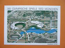 Block  7 ** ,  BRD 1972, Nr. 723-26, Olymp. Spiele
