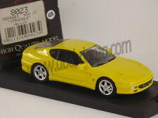 BANG8023 Ferrari 456 Gt 'Road' Yellow