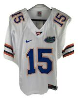 Tim Tebow Florida Gators Autographed Signed Nike Jersey Certified