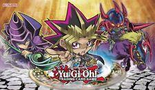 Yu-Gi-Oh! Duelist Kingdom Chibi Game Yugi Spielmatte---Neu und OVP---TOP!