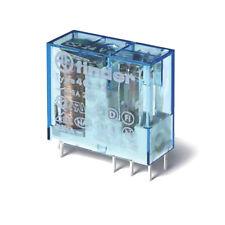 Relè 12 Vdc doppio scambio 8A FINDER serie 4052 cod. 40.52.7.012.0000