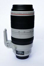 Canon  EF 100-400mm f/4.5-5.6L IS II USM Lens - White