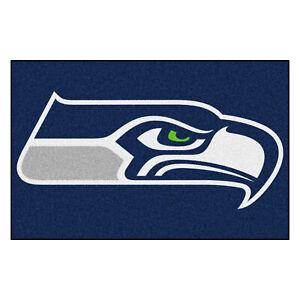 "Fanmats NFL Seattle Seahwaks Rookie Mat Area Rug Bath Mat 20""x 30"""