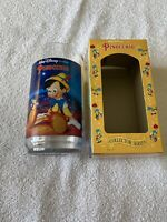 Walt Disney Collector Series Cup Classic 1994 PINOCCHIO Burger King Coke New Box