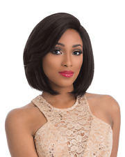 SENSATIONNEL SYNTHETIC HAIR EMPRESS 2-WAY DEEP LACE PARTING WIG - GINGER