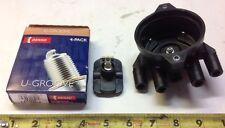 D5TUKIT Yale Tune Up Kit fits Mazda D5 Engine Distributor Cap Rotor Spark Plugs