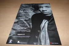 JIMI HENDRIX - PEOPLE, HELL AND ANGELS !!!! PUBLICITE / ADVERT !!! UK !!!