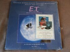 Sealed! MICHAEL JACKSON E.T. USA LP BOX w/Poster+Picture Label+Booklet MCA71000