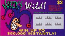 1 FAKE WINNING LOTTO SCRATCH LOTTERY TICKET EVERYONE IS A WINNER GAG JOKE GIFT