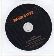 (BG745) David's Lyre, In Arms - 2010 DJ CD