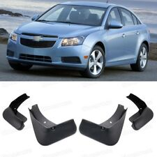 4x Car Mud Flaps Splash Guard Mudguard Fender for 2009-2014 Chevy Cruze Sedan