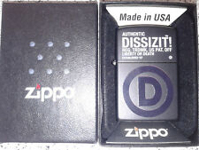 Dissizit! Zippo