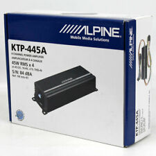 ALPINE KTP-445A PLUG & PLAY HEADUNIT POWER PACK AMPLIFIER FOR SELECT RECEIVERS