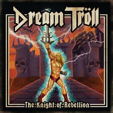 Dream tröll-The Knight of ribellione (NEW * EPIC NWOBHM * Saxon * Iron Maiden * Dio)