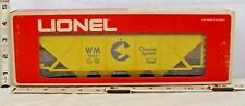 LIONEL CHESSIE SYSTEMS COAL HOPPER CAR BOXED #9265