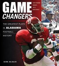 Game Changers: The Greatest Plays in Alabama Football History NCAA SEC