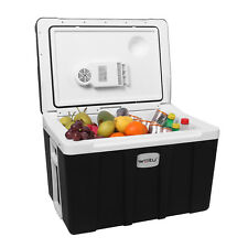 50L Kühlbox Mini-Kühlschrank AC DC Thermoelektrische Warmhaltebox KUE003sz