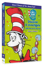 Cat in The Hat Knows a Lot About That Discover Investigate SSN 1 Vol 2 DVD