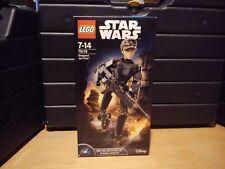 Lego Star wars 75119 Sergente Jyn Erso Buildable Figures (Neuf & Scellé)