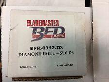 "Blademaster Skate Sharpening Diamond Dressing Wheel! Blade Master 5/16"" ROH"