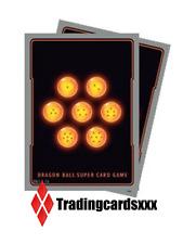 ♦Dragon Ball Super♦ 65 Protèges Cartes STANDARD Ultra PRO - 7 Boules de Cristal