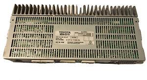 06-09 LEXUS IS250 IS350 AMP Amplifier Pioneer Audio Stereo Sound 86280-53110 OEM