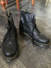 Amazing Condition Authentic Doc Martens Boots,1460, Blk Noir, UK Size7, US Size8
