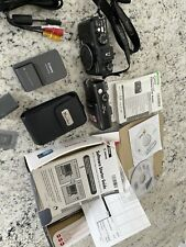 2 Canon PowerShot G9 S70 12.1 MP Digital Camera Case/Battery/Charger/Mem Card