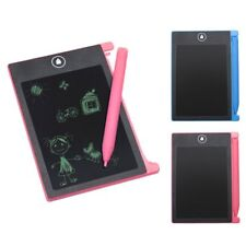 """Electronic Drawing LCD Screen Kid Gift For Birth Day Digital Whiteboard Pad 4.4"""""""