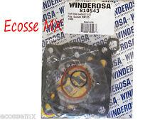 SUZUKI RM125 1989 Ensemble Joint supérieur WINDEROSA 810543