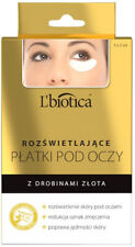 L'Biotica Illuminating Eye Patches 3x2 pcs. Rozswietlajace Platki pod Oczy
