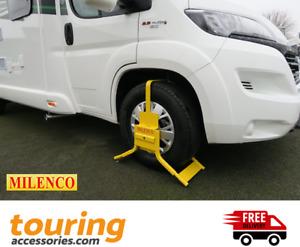 "Motorhome Milenco M15 Wheel Clamp - Fits 15"" Motorhome Wheels"