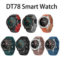 LEMFO DT78 Montre intelligente monitor Fréquence cardiaque for Android ios phone