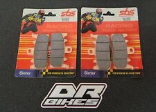 Ducati Panigale 899 2014 2015 SBS Race Sintered Front Brake Pads 900RS