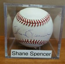 Shane Spencer YANKEES Autographed Signed Official Major League Baseball
