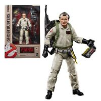 Ghostbusters Plasma Series Peter Venkman Action Figure w/ Terror Dog BAF - NIB