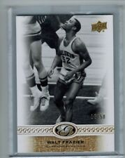 2011 Ud All-Time Greats Walt Frazier #99 Southern Illinois Salukis 16/50