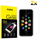 2-Pack Khaos For Palm Phone Tempered Glass Screen Protector