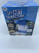 Smart Sketcher Projector Drawing Kit Kids New Open Box