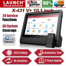 2021 Upgrade Launch X431 V 40 Pro Obd2 Scanner Diagnostic Tool Ecu Key Coding